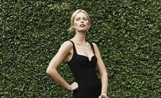 Фото: Модель Каролина Куркова стала дизайнером