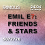 Famous club E7: «friends & stars» Фото