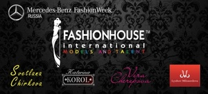Показ Fashion House International на Mercedes-Benz Fashion Week Russia Фото