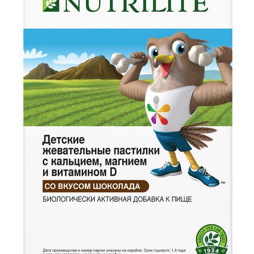Можно ли сладкое детям: жевательные пастилки Nutrilite™ с кальцием, магнием и витамином D