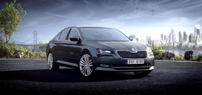 Skoda Superb: ����-����� FashionTime.ru