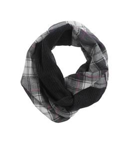 вязать шарф капор спицами.