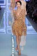 платья из шифона 2012 фото.