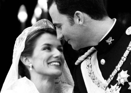 Фото: Такая любовь: самые романтичные фотографии королевы Летисии