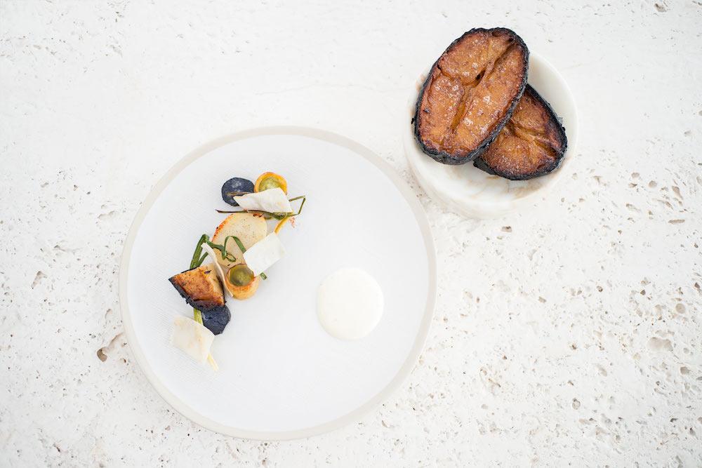 Фото: В ресторане Twins Garden запустили овощной сет