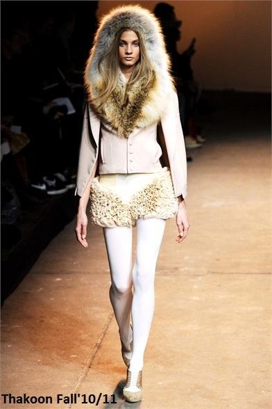 Модные женские куртки сезона зима 2010 11