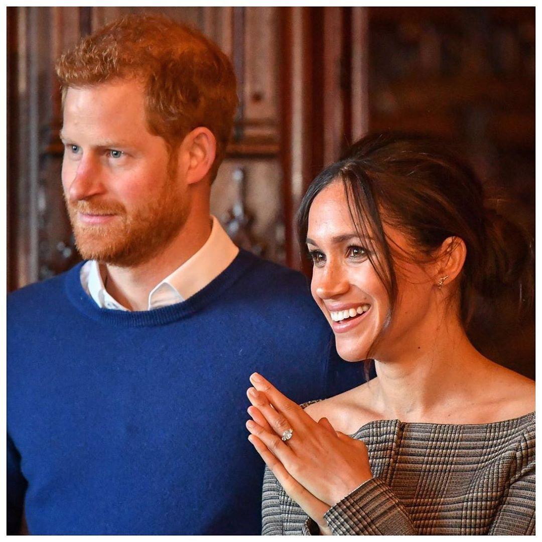Фото: Меган Маркл и принц Гаррри основали собственный фонд
