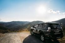 Lexus представил новые модели в Сочи