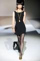 маленькое черное платье модели фото.