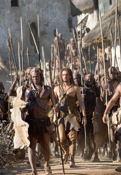 10000 лет до нашей эры фильм