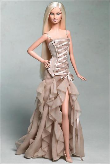 Куклы барби платья своими руками