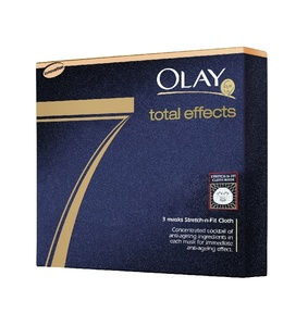 Тестируем тканевую маску Olay Total Effects Фото