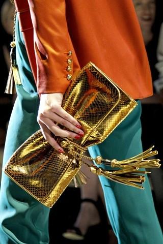 Модные модели сумок весна/лето 2011 года, которые были представлены на Неделе моды в Милане.
