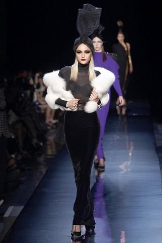 Jean Paul Gaultier Haute Couture F/W 10.11 Paris.