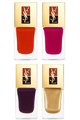Тестируем лаки для ногтей Yves Saint Laurent, Rock and Baroque Duo Nail Polish Фото