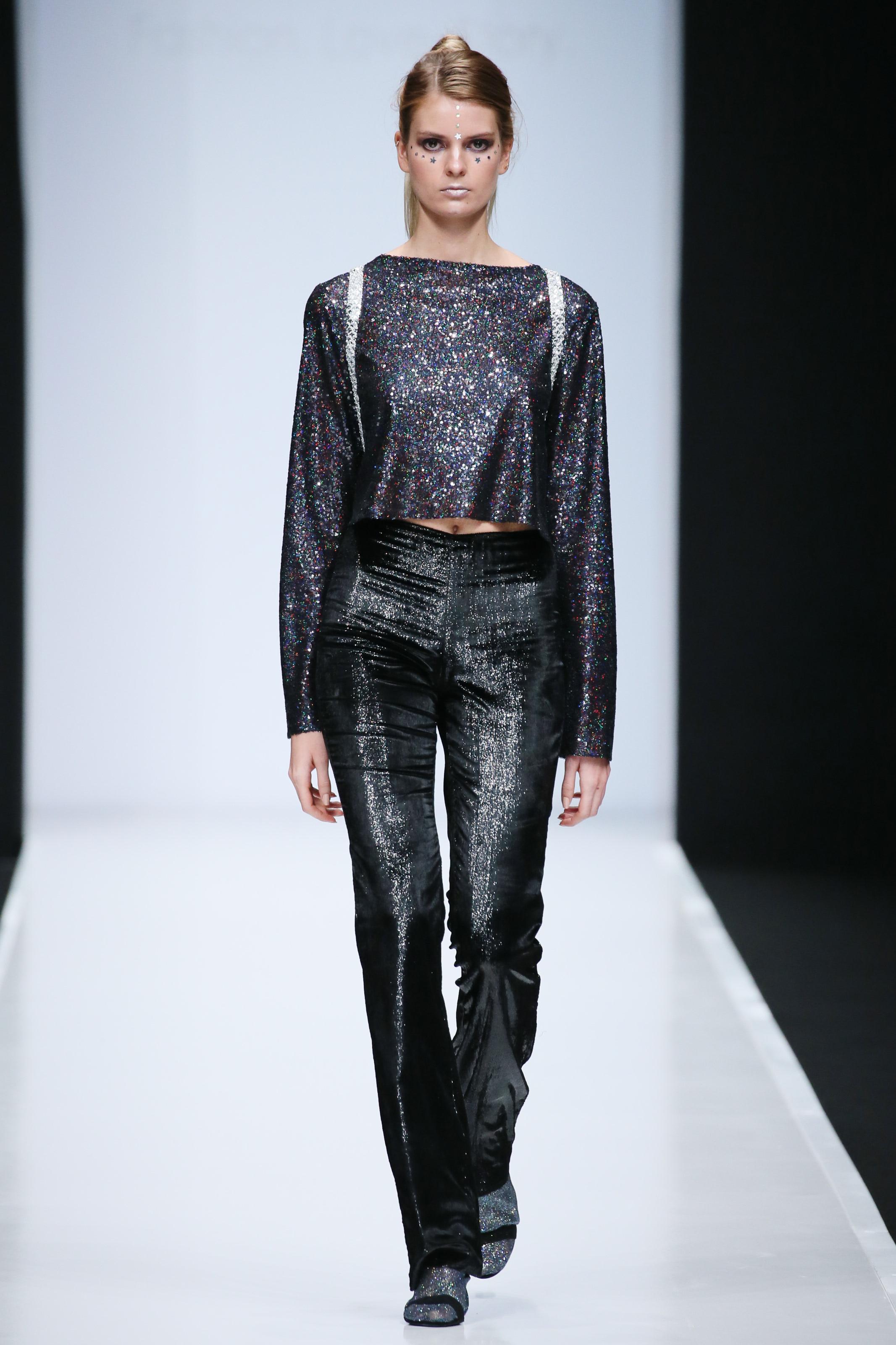 Фото: MBFWRussia: показ FashionTime Designers 2019