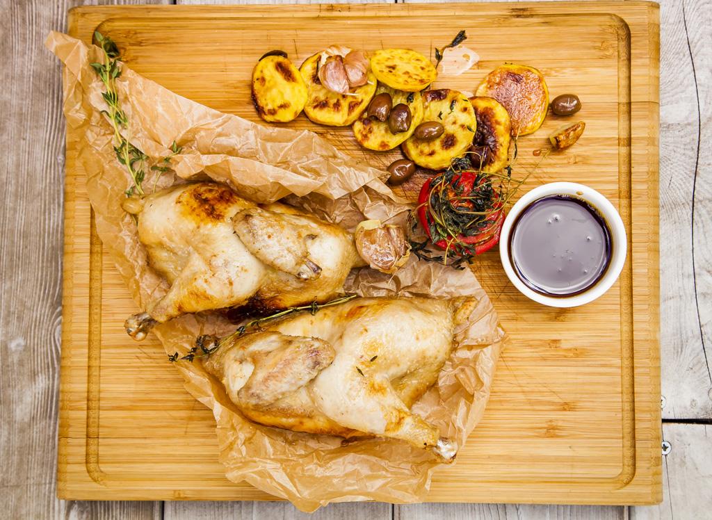 Фото: Как приготовить курицу по-сардински
