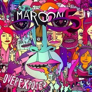 Maroon 5 «Overexposed» (A&M/Octone Records) Фото