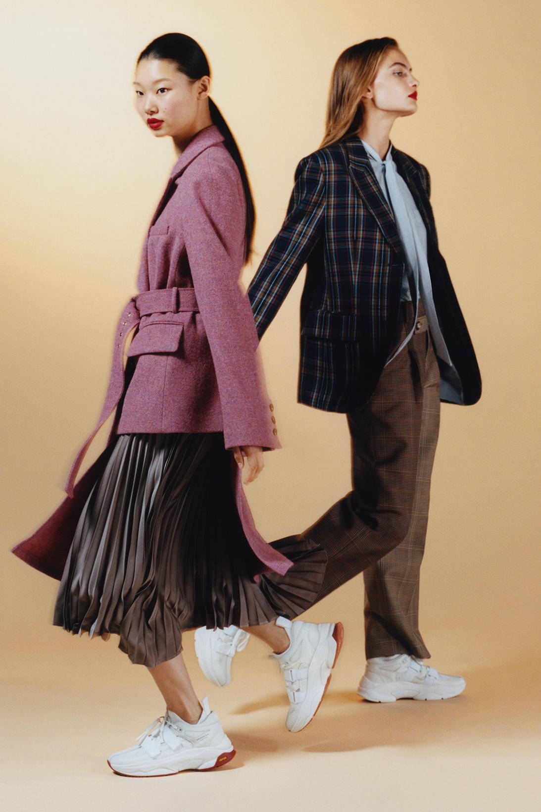 Фото: Net-a-Porter представили шесть капсульных коллекций корейских дизайнеров
