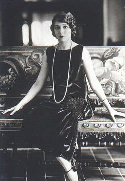 Женские платья эпохи джаза