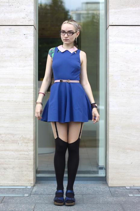 Модная одежда саш