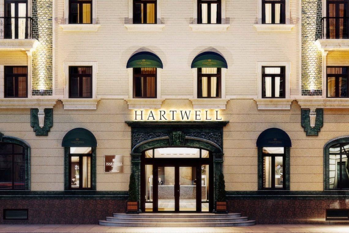 Фото: Где остановиться в Москве: отель Hartwell