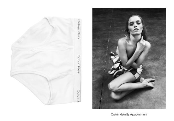 Раф Симонс запустил кутюрную линию Calvin Klein ByAppointment