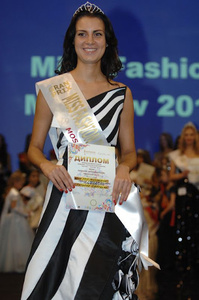 GRAN PRIX MISS FASHION HOUSE INTERNATIONAL MOSCOW 2012 - Татьяна Сергеева