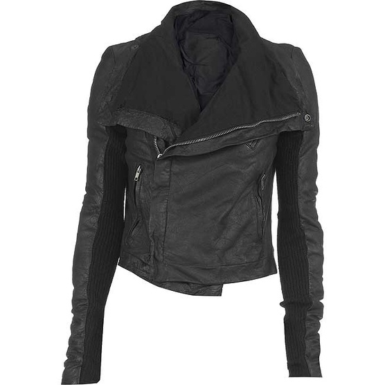 Rick Owens Leather Biker Jacket. rick owens, куртка rick owens, j brand...