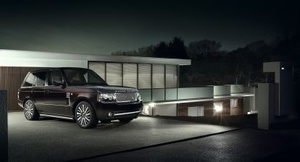 LAND ROVER представит новую версию Range Rover Autobiography Ultimate Edition Фото