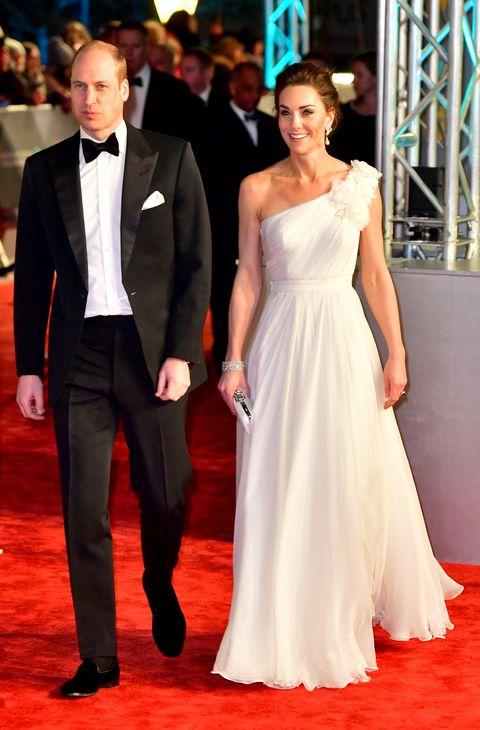 Фото: Кейт Миддлтон стала главным украшением премии BAFTA 2019
