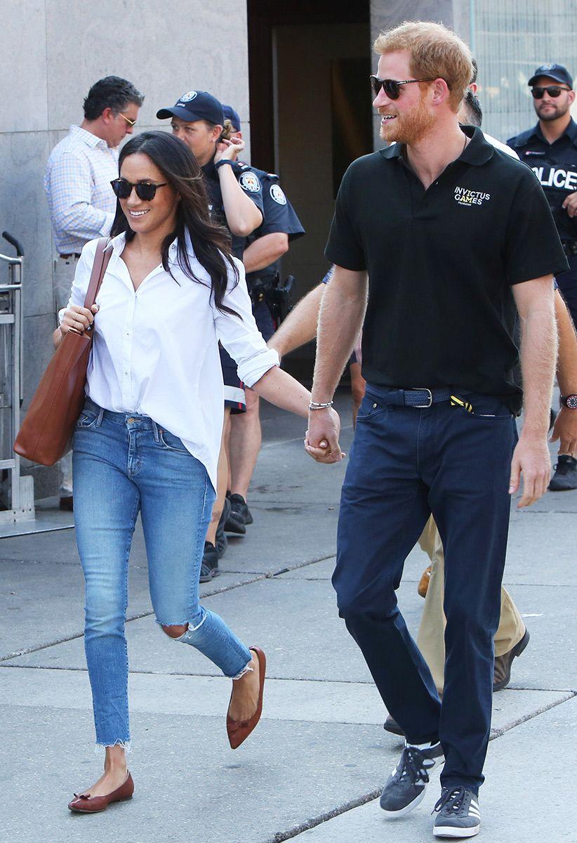 Фото: Где купить джинсы, как у Меган Маркл