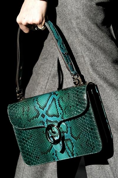 Новые сумки от Gucci выглядят роскошно, эффектно и притягивают внимание с.