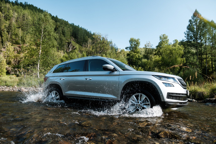 Recommendations powered by plista Skoda Kodiaq: тест-драйв FashionTime.ru