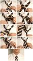 Популярный узел галстука Виндзор