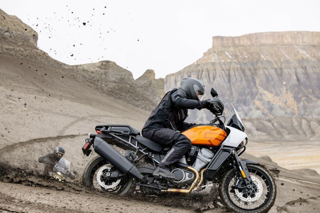 Фото: Открывайте новые горизонты: дебют новых мотоциклов Harley-davidson, Pan America, 1250 и Pan America, 1250 Special