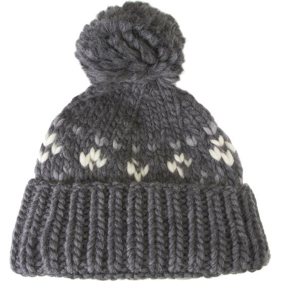 Модні в'язані шапки 2011/2012