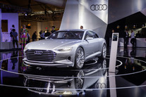 Концепт-кар Audi prologue: дизайн недели