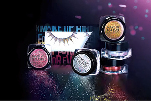 ��������� ����� ��� ���� � ���� �� �������������� ��������� Make Up For Ever ����