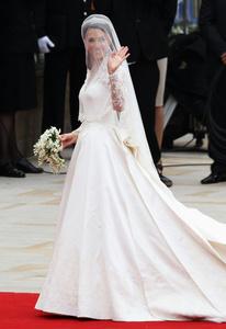 Свадебное платье кейт миддлтон от