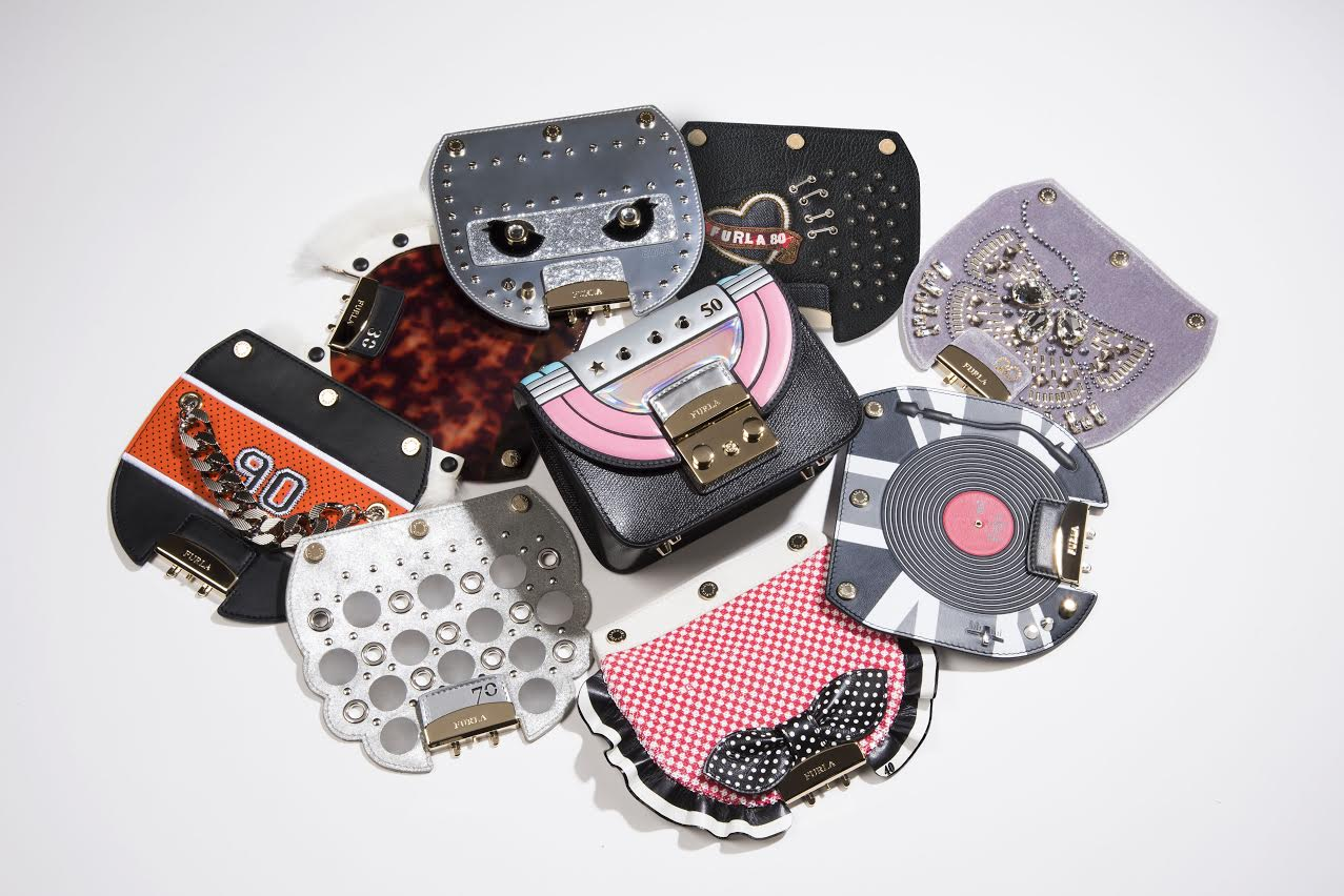 8651f2eecc2e Бренд Furla выпустил юбилейную коллекцию сумок : allWomen.ru