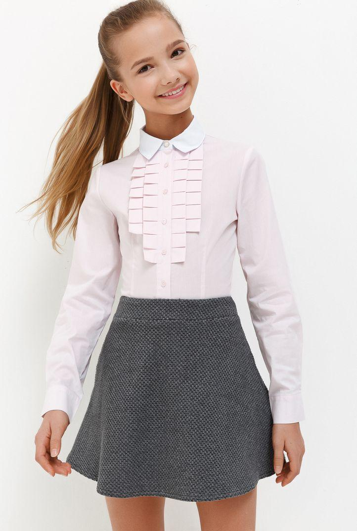 Как выбрать красивую блузку в школу для девочки-подростка c32760be1b3