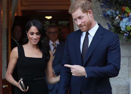 Фото: У Меган Маркл появился поклонник, которого не смущает даже принц Гарри