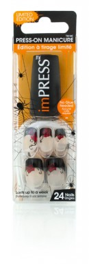 Твердый лак Impress Halloween Special Edition, Kiss
