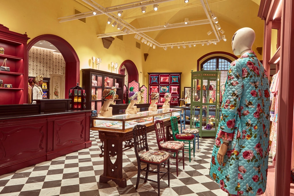 Фото: Новое место: почему вам нужно непременно посетить Gucci Garden