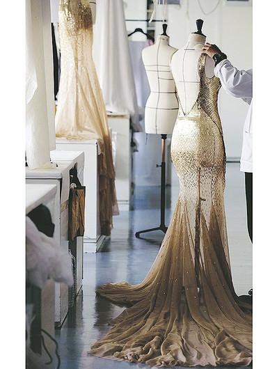 Платье из рекламы жадор