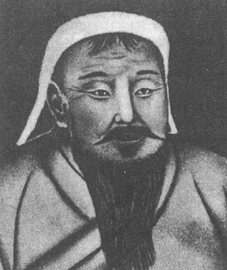 Основатель ичингисхан - неожиданный ракурс сына своим. чингис хаан.
