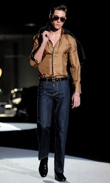 Синие джинсы, Dsquared2