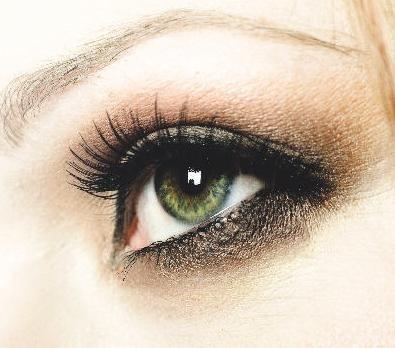 Мастер-класс: как правильно красить глаза Фото