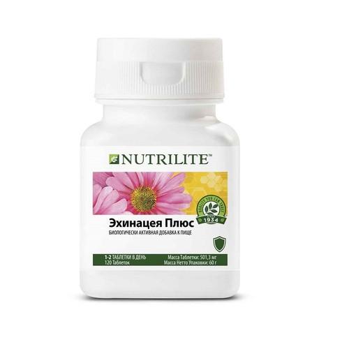 Как заботится об иммунитете: Nutrilite™ Эхинацея Плюс